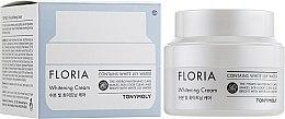 Духи, Парфюмерия, косметика Отбеливающий крем для лица - Tony Moly Floria Whitening Capsule Cream