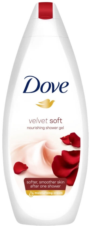 Гель для душа - Dove Velvet Soft Nourishing Shower Gel