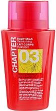 "Духи, Парфюмерия, косметика Молочко для тела ""Малина и Амариллис"" - Mades Cosmetics Chapter Body Milk"