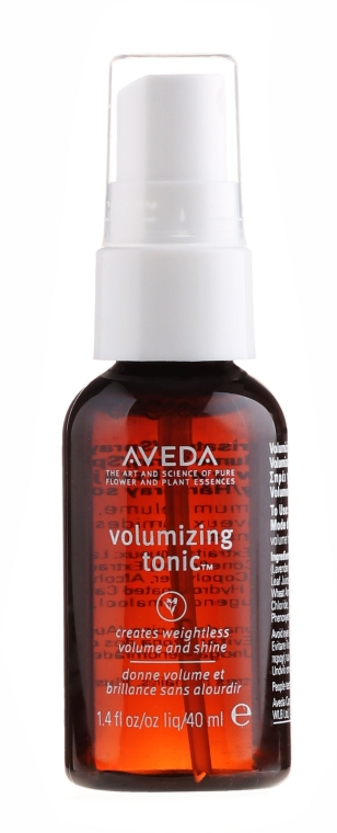 Тоник для волос - Aveda Volumizing Tonic With Aloe