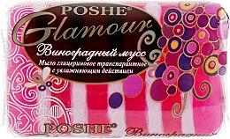 """Духи, Парфюмерия, косметика Глицериновое транспарантное мыло """"Виноградный мусс"""" - Poshe Glamour"""