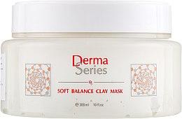 Духи, Парфюмерия, косметика Питательная маска с осветляющим действием - Derma Series Soft Balance Clay Mask