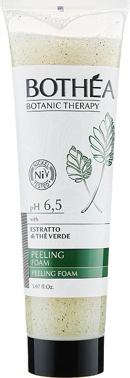 Пенка-пилинг с экстрактом дальневосточного зеленого чая - Bothea Botanic Therapy Peeling Foam pH 6.5
