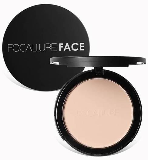 Компактная пудра для лица - Focallure Face Powder