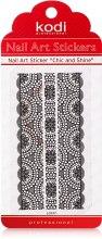 Духи, Парфюмерия, косметика Наклейки для дизайна ногтей - Kodi Professional Nail Art Stickers LC017