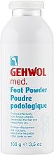 Духи, Парфюмерия, косметика Пудра геволь-мед - Gehwol Foot powder
