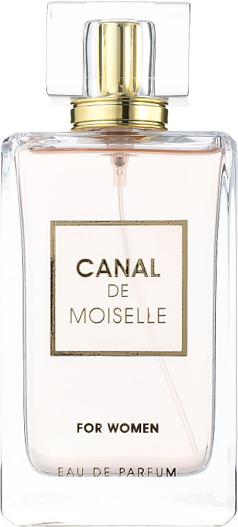 Fragrance World Canal De Moiselle - Парфюмированная вода