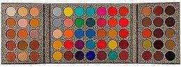 Духи, Парфюмерия, косметика Профессиональная палетка теней для век, 65 цветов - King Rose MY Special Edition