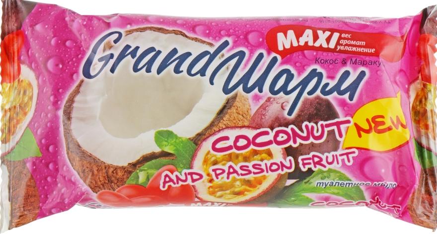 "Мыло туалетное ""Маракуйя"" - Grand Шарм Maxi"