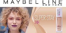 Стойкий тональный крем - Maybelline New York Super Stay 24H — фото N8