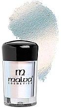 Духи, Парфюмерия, косметика Рассыпчатые тени-пигмент для век - Malva Cosmetics Loose Eyeshadow
