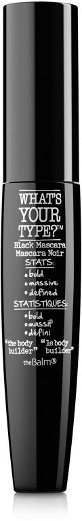 Тушь для ресниц - theBalm What's Your Type Mascara Body Builder