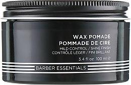 Духи, Парфюмерия, косметика Помада-воск для пластичных укладок, для мужчин - Redken Brews Wax Pomade