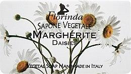 """Духи, Парфюмерия, косметика Мыло натуральное """"Ромашка"""" - Florinda Sapone Vegetale Daisies"""