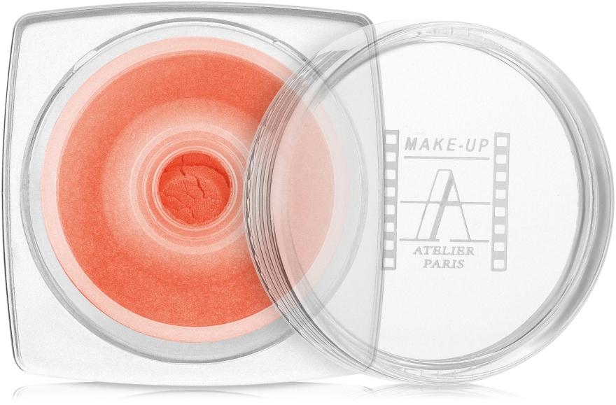 Рассыпчатая перламутровая пудра для век - Make-Up Atelier Paris Pearl Powder