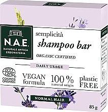 Духи, Парфюмерия, косметика Твердый шампунь - N.A.E. Semplicita Daily Usage Shampoo Bar