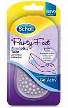 Духи, Парфюмерия, косметика Прозрачные ультратонкие гелевые подушечки - Scholl Party Feet Cushions