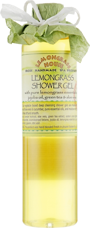 "Гель для душа ""Лемонграсс"" - Lemongrass House Lemongrass Shower Gel"