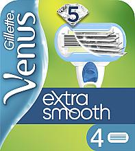 Парфумерія, косметика Змінні касети для гоління - Gillette Venus Embrace