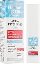 Духи, Парфюмерия, косметика Интенсивно увлажняющий крем - Hirudo Derm Aqua Intensive Forte