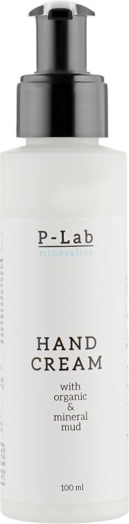 Минеральный крем для рук - Pelovit-R P-Lab Mineralize Hand Cream