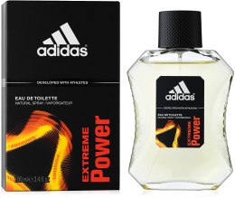 Духи, Парфюмерия, косметика Adidas Extreme Power - Туалетная вода