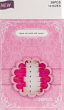 Духи, Парфюмерия, косметика Защита для кутикулы, пластиковая - Nails Molekula