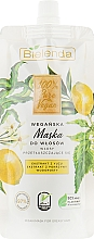 Духи, Парфюмерия, косметика Маска для жирных волос - Bielinda 100% Pure Vegan Mask