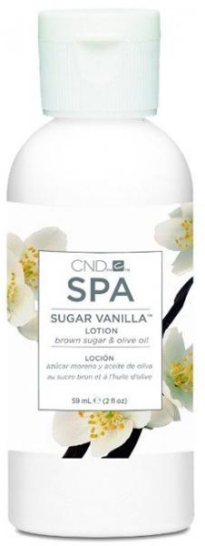 Легкий увлажняющий лосьон для рук и тела - CND Spa Sugar Vanilla Lotion