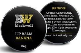 "Духи, Парфюмерия, косметика Бальзам для губ ""Банан"" - Blackwell Lip Balm"