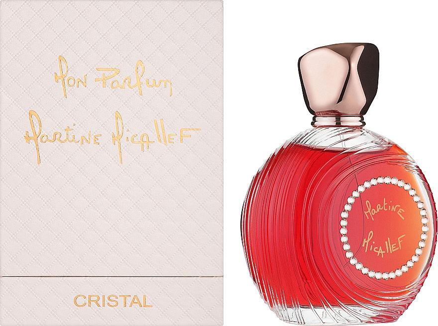 M. Micallef Mon Parfum Cristal - Парфумована вода — фото N2