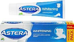 Духи, Парфюмерия, косметика Зубная паста отбеливающая - Astera Whitening Toothpaste