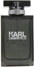 Духи, Парфюмерия, косметика Karl Lagerfeld Karl Lagerfeld for Him - Туалетная вода (тестер без крышечки)