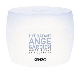 Духи, Парфюмерия, косметика Увлажняющий крем для лица - KenzoKi White Lotus Moisturizing Skin Guardian