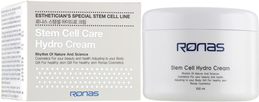 Увлажняющий крем на основе стволовых клеток - Ronas Stem Cell Hydro Cream