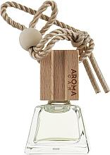 "Духи, Парфюмерия, косметика Ароматизатор древесина ""Silver"" для авто - Aroma Car Prestige Wood"