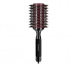 Духи, Парфюмерия, косметика Круглая щетка для волос, 50 мм - Lussoni Hair Brush Natural Style