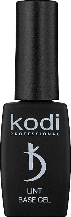 Базовое покрытие для гель лака - Kodi professional Lint Base Gel