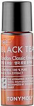 Духи, Парфюмерия, косметика Антивозрастная эмульсия с экстрактом чёрного чая - Tony Moly The Black Tea London Classic Emulsion (пробник)