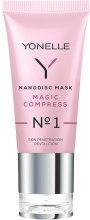 Духи, Парфюмерия, косметика Интенсивная маска для мгновенного улучшения состояния кожи N1 - Yonelle Nanodisc Mask Magic Compress N1