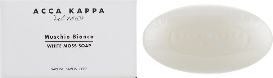Туалетное мыло - Acca Kappa White Moss Soap