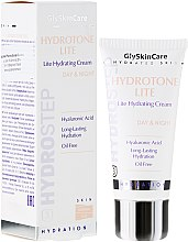 Духи, Парфюмерия, косметика Легкий увлажняющий крем для нормальной и жирной кожи - GlySkinCare Hydrotone Lite Hydrating Cream