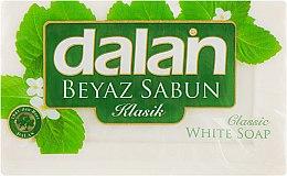 Духи, Парфюмерия, косметика Хозяйственное мыло - Dalan White Soap Classic