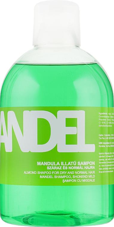 Шампунь для сухих и нормальных волос - Kallos Cosmetics Mandel Shampoo
