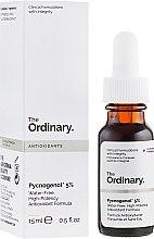 Духи, Парфюмерия, косметика Антиоксидантная сыворотка для лица - The Ordinary Pycnogenol 5%
