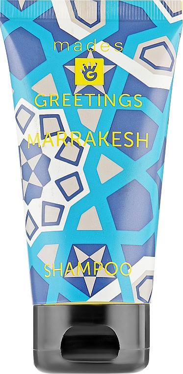 "Шампунь для волос ""Марракеш"" - Mades Cosmetics Greetings Shampoo Marrakesh"