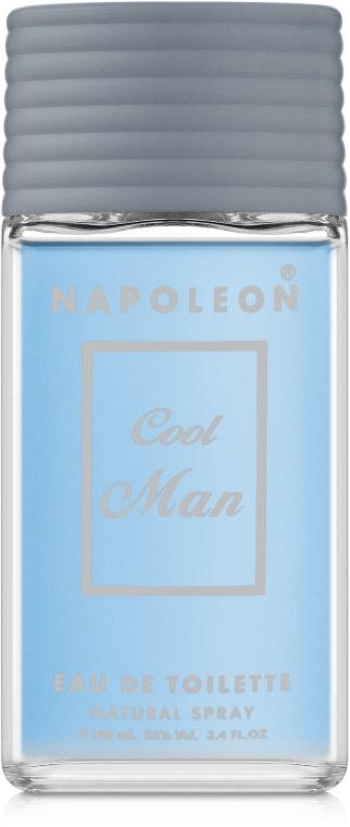 Sterling Parfums Napoleon Boss Cool Man - Туалетная вода