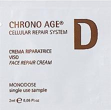 Духи, Парфюмерия, косметика Восстанавливающий крем для лица - Dermophisiologique Chronoage Repairing Face Cream (пробник)