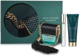 Духи, Парфюмерия, косметика Marc Jacobs Decadence - Набор (edp/100ml + b/lot/75ml + edp/10ml)