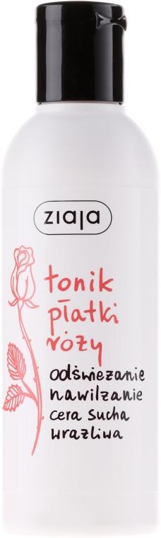 "Тоник для лица ""Масло Розы"" - Ziaja Face Tonic"